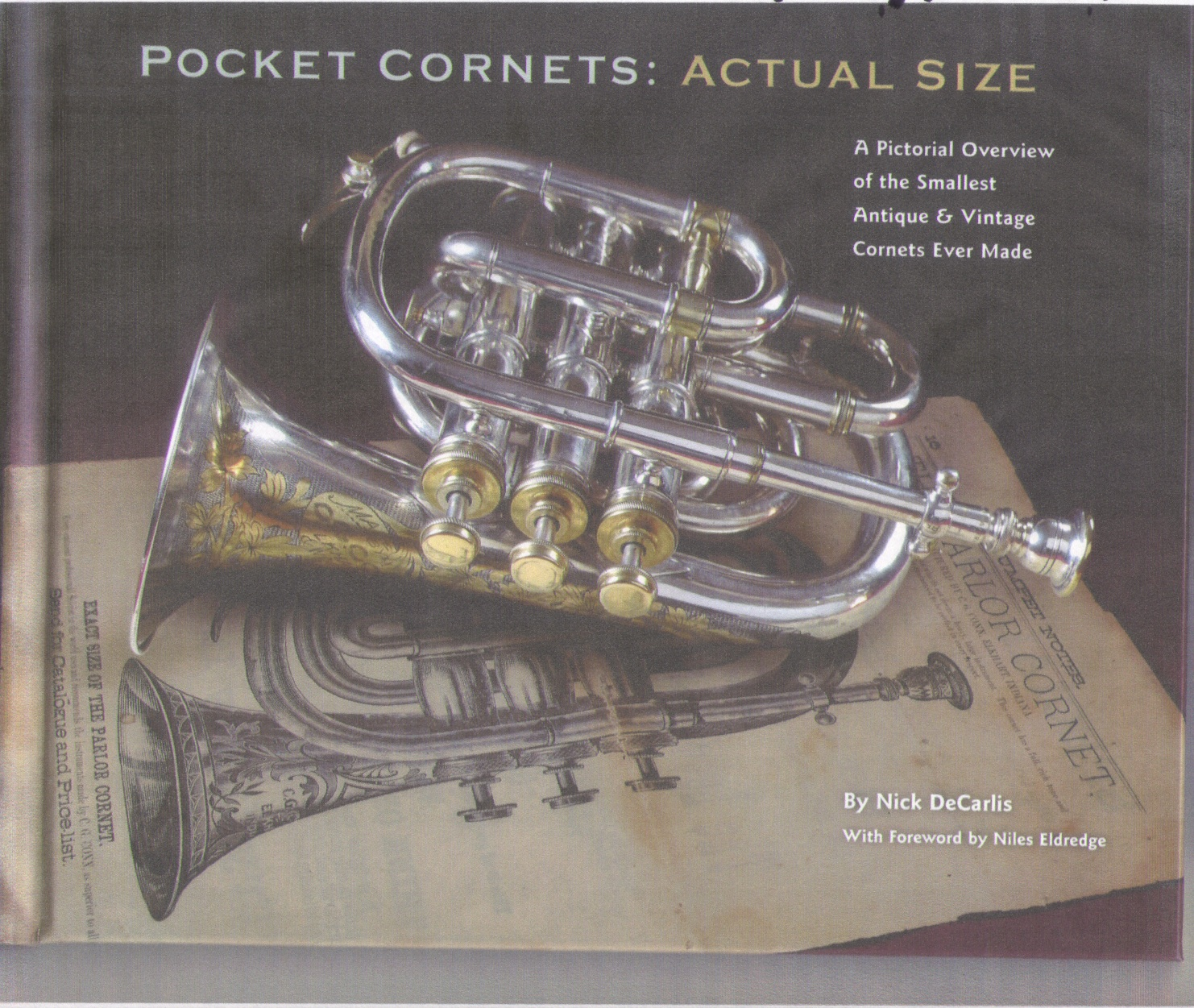 Pocket Cornets by Nick DeCarlis