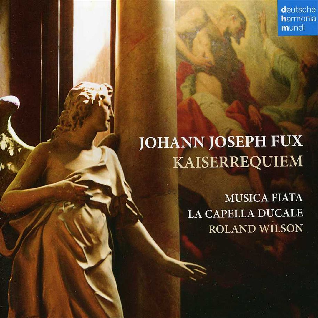 Six Recordings by Roland Wilson, La Capella Ducale and Musica Fiata