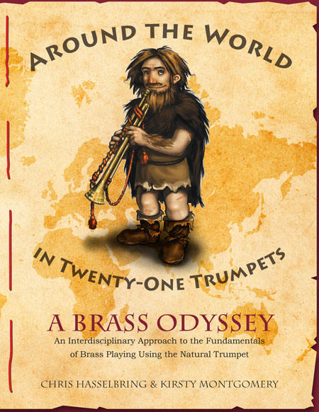 Hasselbring and Montgomery: Around the World in Twenty-One Trumpets